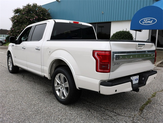 2016 F-150 SuperCrew Cab 4x2,  Pickup #186566A - photo 5