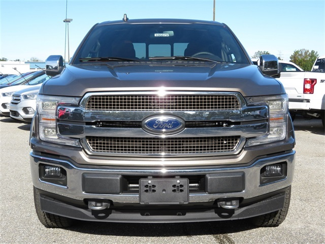 2018 F-150 SuperCrew Cab 4x4,  Pickup #186879 - photo 3