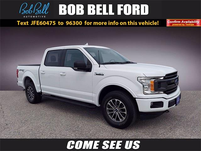 2018 F-150 SuperCrew Cab 4x4,  Pickup #186882 - photo 1