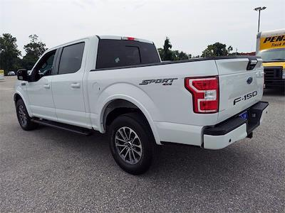 2018 F-150 SuperCrew Cab 4x4,  Pickup #186882 - photo 5