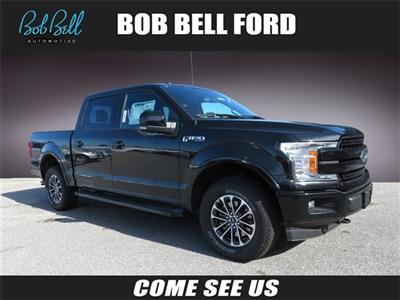 2018 F-150 SuperCrew Cab 4x4,  Pickup #186884 - photo 1