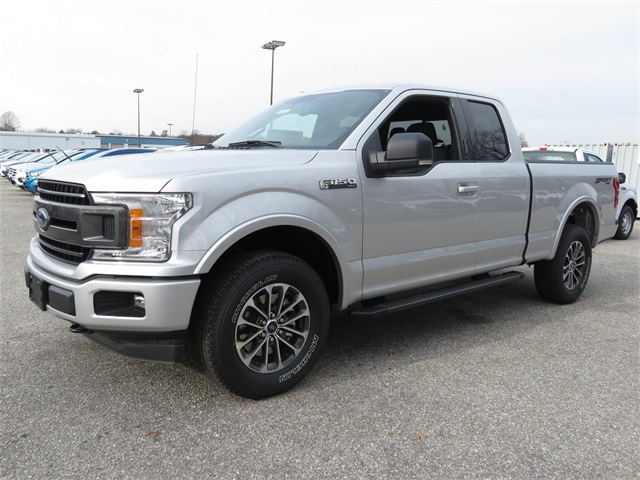 2018 F-150 Super Cab 4x4,  Pickup #187052 - photo 4