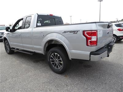 2018 F-150 Super Cab 4x4,  Pickup #187052 - photo 5