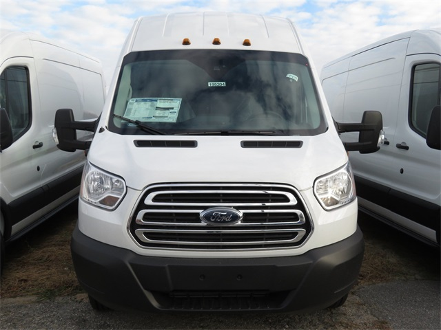 2019 Transit 350 HD High Roof DRW 4x2,  Empty Cargo Van #195204 - photo 2