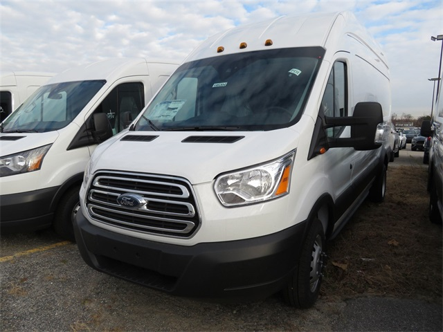 2019 Transit 350 HD High Roof DRW 4x2,  Empty Cargo Van #195204 - photo 3