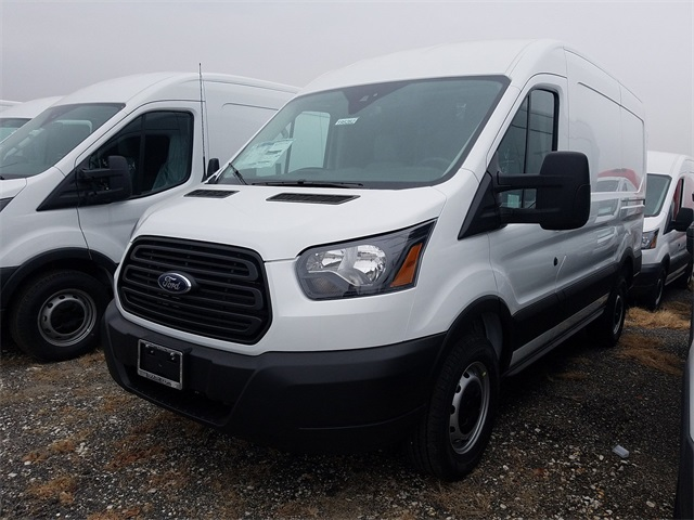 2019 Transit 250 Med Roof 4x2,  Empty Cargo Van #195282 - photo 3