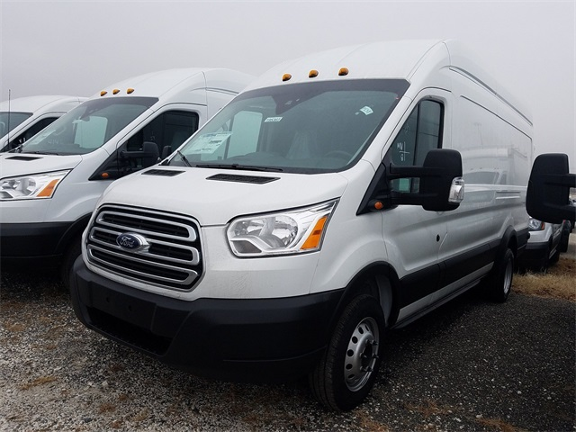 2019 Transit 350 HD High Roof DRW 4x2,  Empty Cargo Van #195303 - photo 3