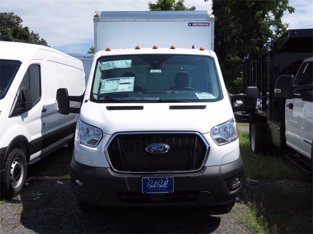 2020 Ford Transit 350 HD DRW 4x2, Morgan Dry Freight #206239 - photo 1