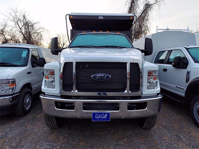 2021 Ford F-750 Regular Cab DRW 4x2, Godwin Dump Body #215232 - photo 1