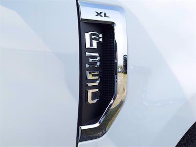 2021 F-350 Regular Cab DRW 4x2,  PJ's Truck Bodies Stake Bed #215523 - photo 5