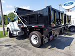2022 F-750 Regular Cab DRW 4x2,  Godwin 300T Dump Body #215855 - photo 5