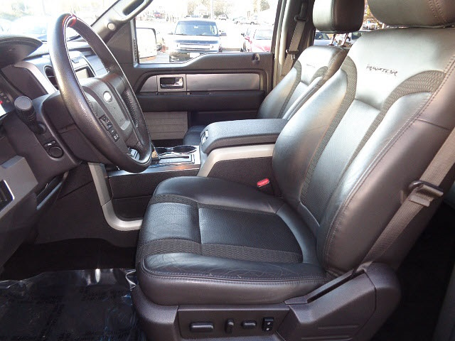 2013 F-150 SuperCrew Cab 4x4, Pickup #P15327 - photo 8