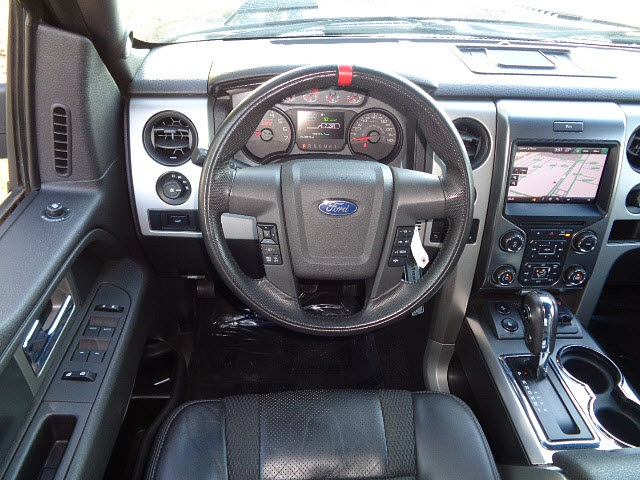 2013 F-150 SuperCrew Cab 4x4, Pickup #P15327 - photo 12