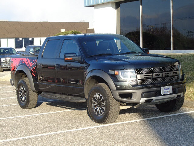 2013 F-150 SuperCrew Cab 4x4, Pickup #P15327 - photo 3