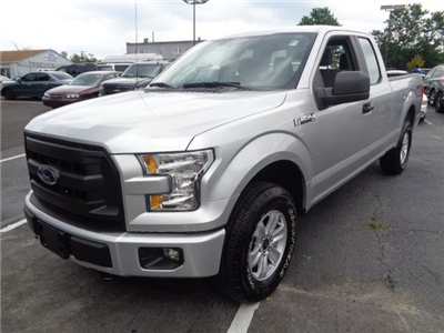 2016 F-150 Super Cab 4x4 Pickup #P15574 - photo 4