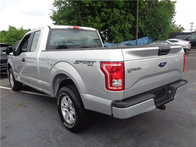 2016 F-150 Super Cab 4x4 Pickup #P15574 - photo 6