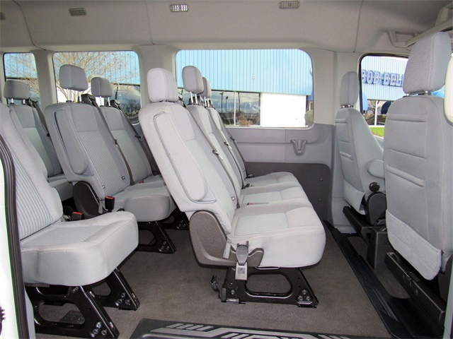 2017 Transit 350 Med Roof 4x2,  Passenger Wagon #P15881 - photo 10