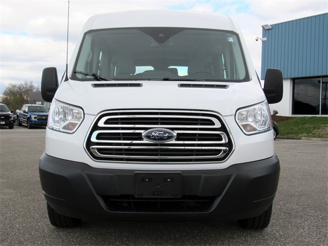 2017 Transit 350 Med Roof 4x2,  Passenger Wagon #P15881 - photo 3
