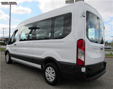 2017 Transit 350 Med Roof 4x2,  Passenger Wagon #P15881 - photo 5