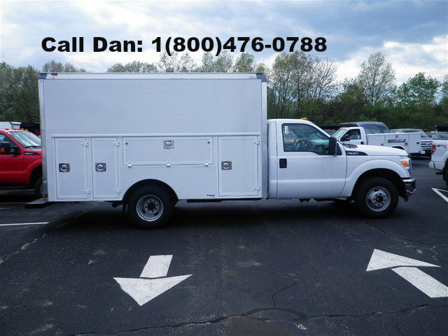 2016 F-350 Regular Cab DRW, Supreme Service Utility Van #8820 - photo 3