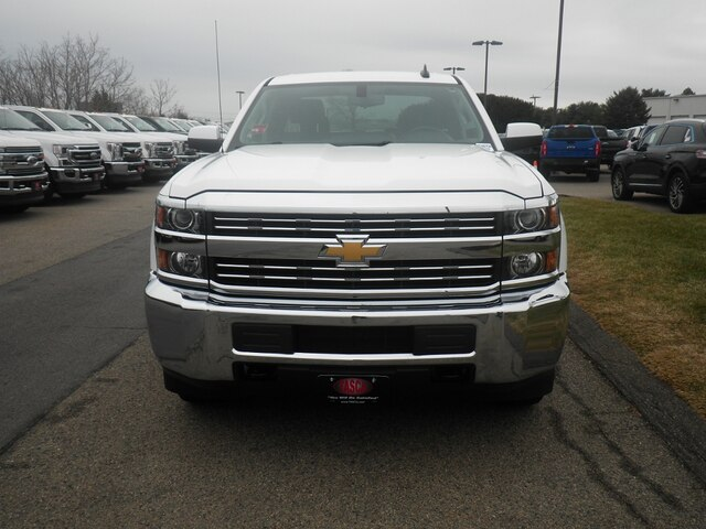 2015 Silverado 2500 Double Cab 4x4, Pickup #CF4870A - photo 3