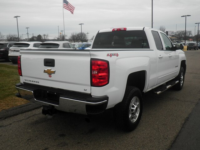 2015 Silverado 2500 Double Cab 4x4, Pickup #CF4870A - photo 2