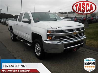 2015 Silverado 2500 Double Cab 4x4, Pickup #CF4870A - photo 1
