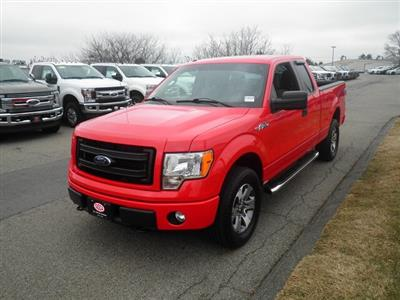 2013 F-150 Super Cab 4x4, Pickup #CF4893A - photo 4