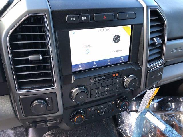 2021 F-600 Regular Cab DRW 4x4,  Stake Bed #CF5484 - photo 9