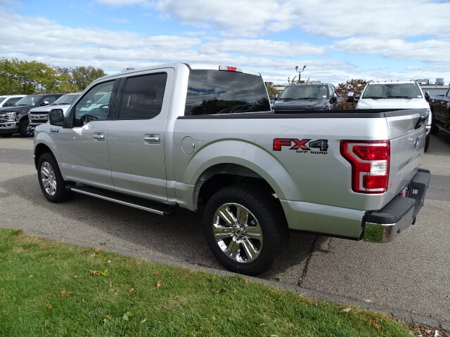 2018 F-150 SuperCrew Cab 4x4,  Pickup #CFCR4193 - photo 5