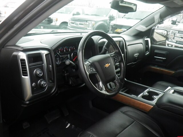 2014 Silverado 1500 Crew Cab 4x4, Pickup #CFCR4763A - photo 10