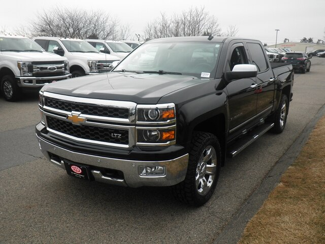 2014 Silverado 1500 Crew Cab 4x4, Pickup #CFCR4763A - photo 4