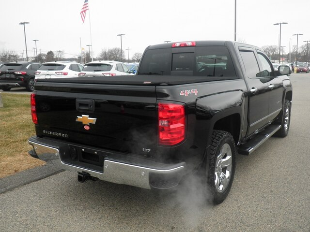 2014 Silverado 1500 Crew Cab 4x4, Pickup #CFCR4763A - photo 2