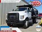 2019 F-650 Regular Cab DRW 4x2,  Rugby Dump Body #CG5148 - photo 1
