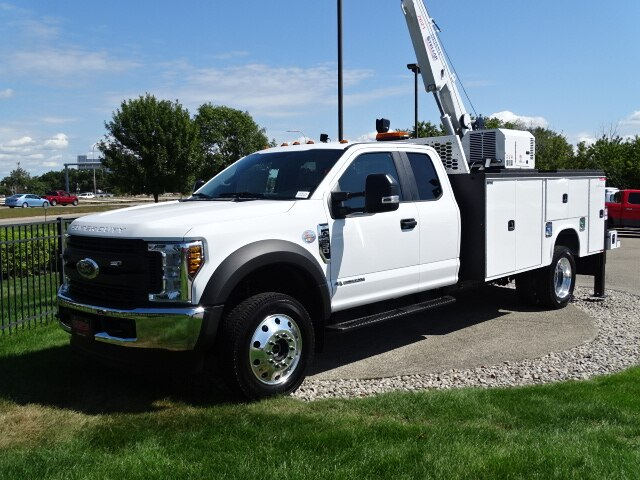 2019 F-550 Super Cab DRW 4x4, Knapheide KMT Mechanics Body #CG5531 - photo 3
