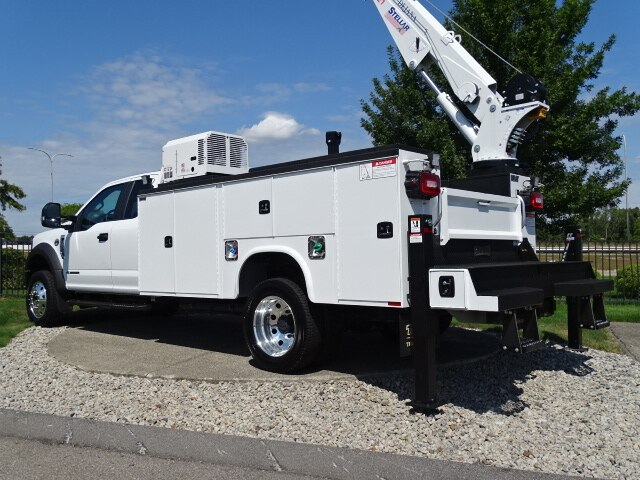 2019 F-550 Super Cab DRW 4x4,  Knapheide Mechanics Body #CG5531 - photo 1