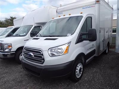 2019 Ford Transit 350 HD DRW RWD, Dejana DuraCube Max Service Utility Van #CG5688 - photo 1