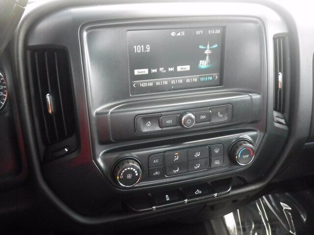 2017 Chevrolet Silverado 3500 Regular Cab DRW 4x4, Service Body #CG5748A - photo 10