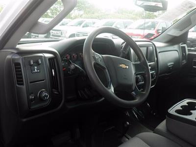 2017 Chevrolet Silverado 3500 Regular Cab DRW 4x4, Service Body #CG5748A - photo 7
