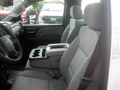 2017 Chevrolet Silverado 3500 Regular Cab DRW 4x4, Service Body #CG5748A - photo 8