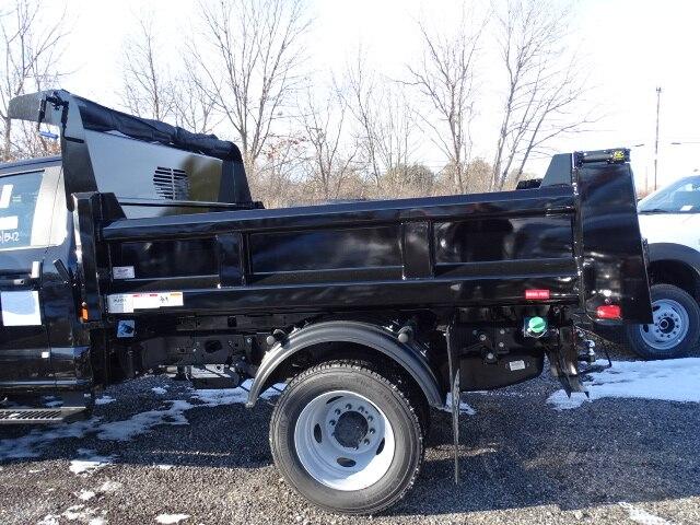 2019 Ford F-550 Regular Cab DRW 4x4, Rugby Eliminator LP Steel Dump Body #CG6229 - photo 2