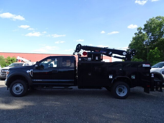 2020 Ford F-550 Super Cab DRW 4x4, Knapheide Service Body #CG6463 - photo 1
