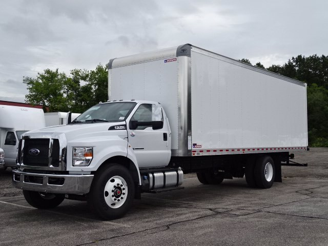 2021 Ford F-750 Regular Cab DRW RWD, Morgan Dry Freight #CG7059 - photo 1