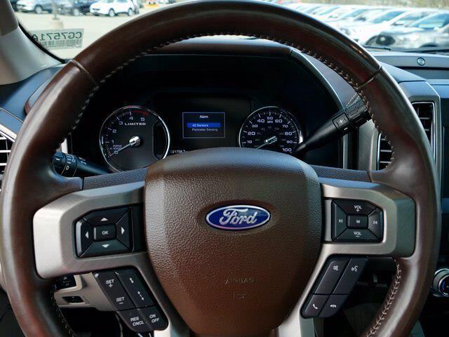 2019 Ford F-350 Crew Cab 4x4, Pickup #CG7571A - photo 21