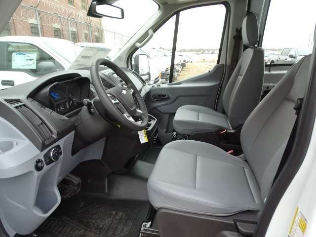 2019 Transit 350 High Roof 4x2,  Empty Cargo Van #CGCR5047 - photo 6
