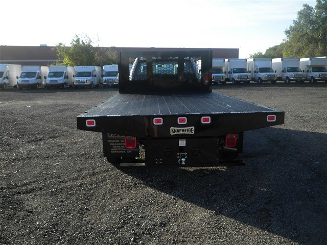 2017 F-550 Regular Cab DRW 4x2,  Knapheide Platform Body #CR1996 - photo 2