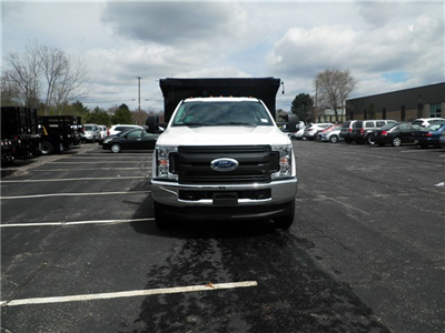2017 F-350 Regular Cab DRW 4x4,  Reading Steel Stake Bed #CR2446 - photo 4
