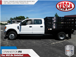 2017 F-350 Crew Cab DRW 4x4,  Knapheide Value-Master X Stake Bed #CR2872 - photo 1