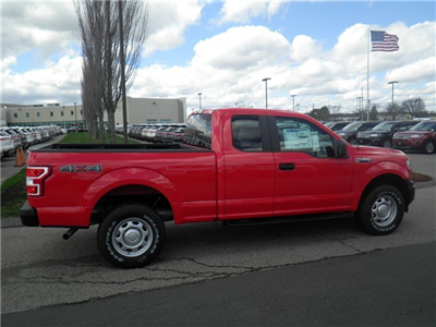 2018 F-150 Super Cab 4x4, Pickup #CFCR3164 - photo 4