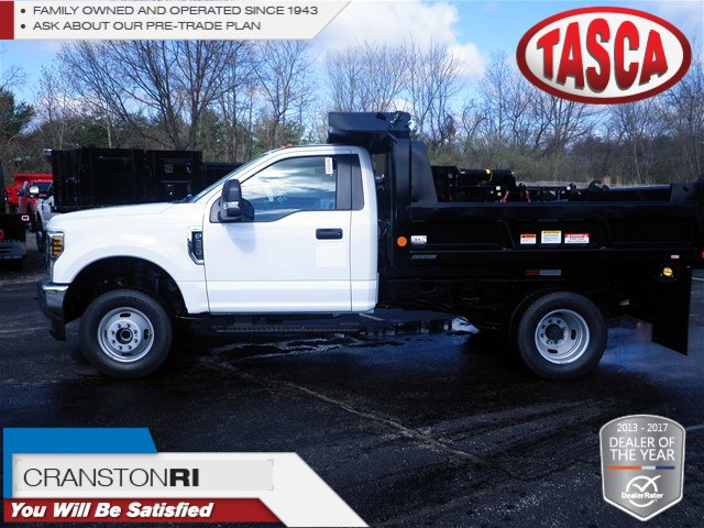 2018 F-350 Regular Cab DRW 4x4,  Reading Marauder Standard Duty Dump Body #CR3248 - photo 1